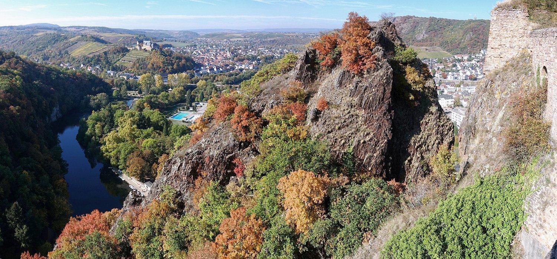 Wanderung Burg Rheingrafenstein