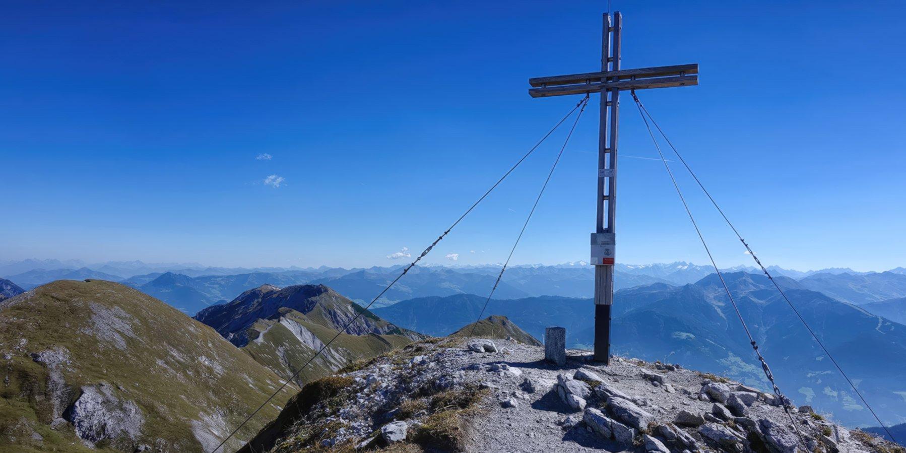Rappenspitze 2223m im Karwendel