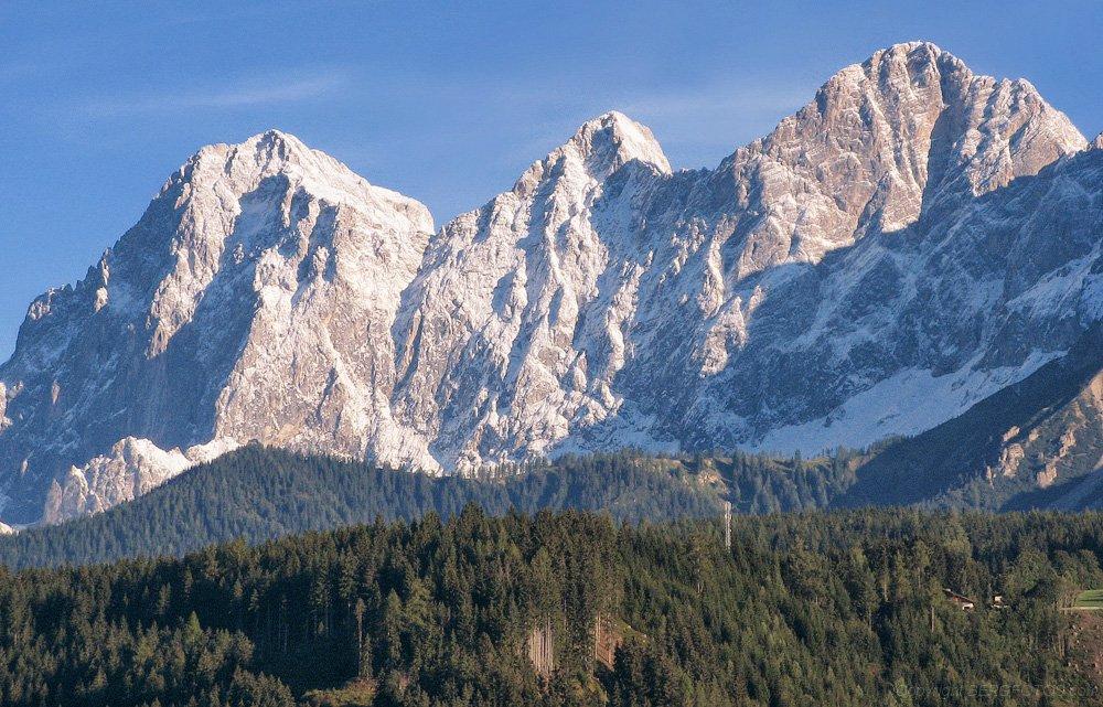 Dachstein, Schladminger Tauern