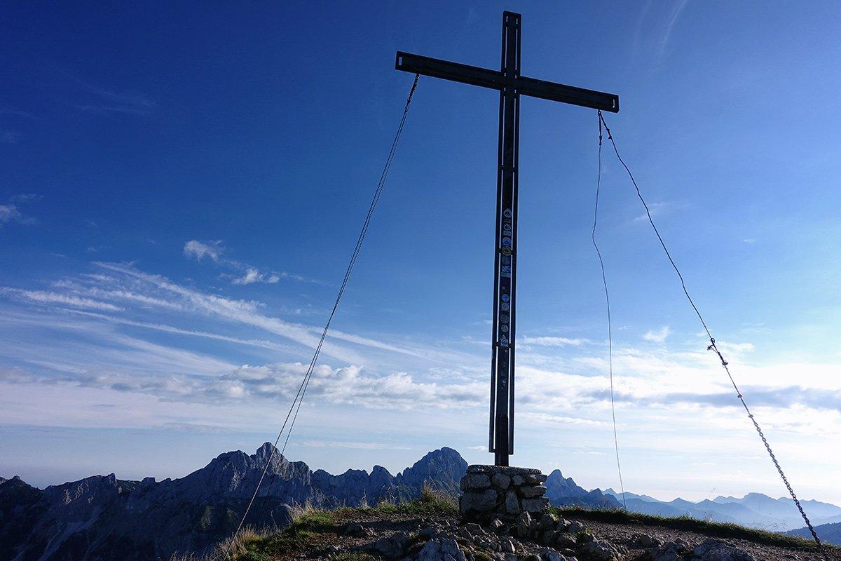 Krinnenspitze 2000m