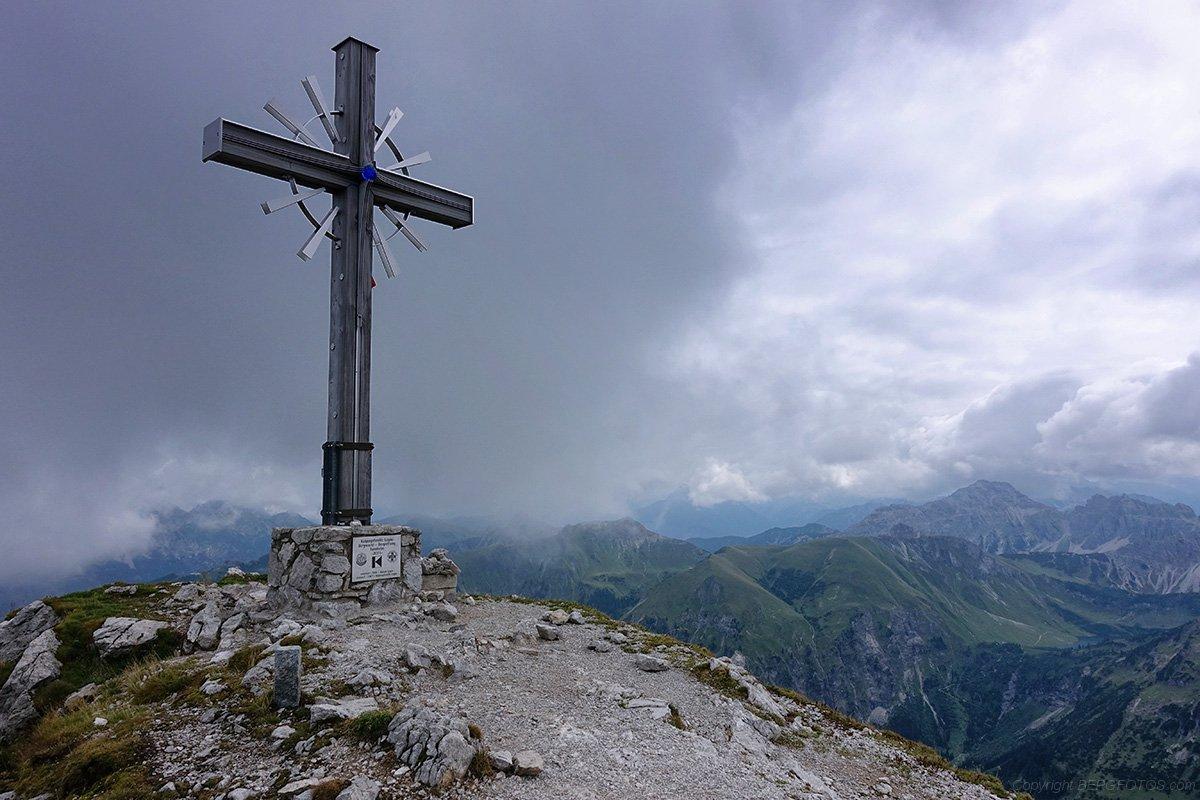 Bergtour auf das Gaishorn 2247m