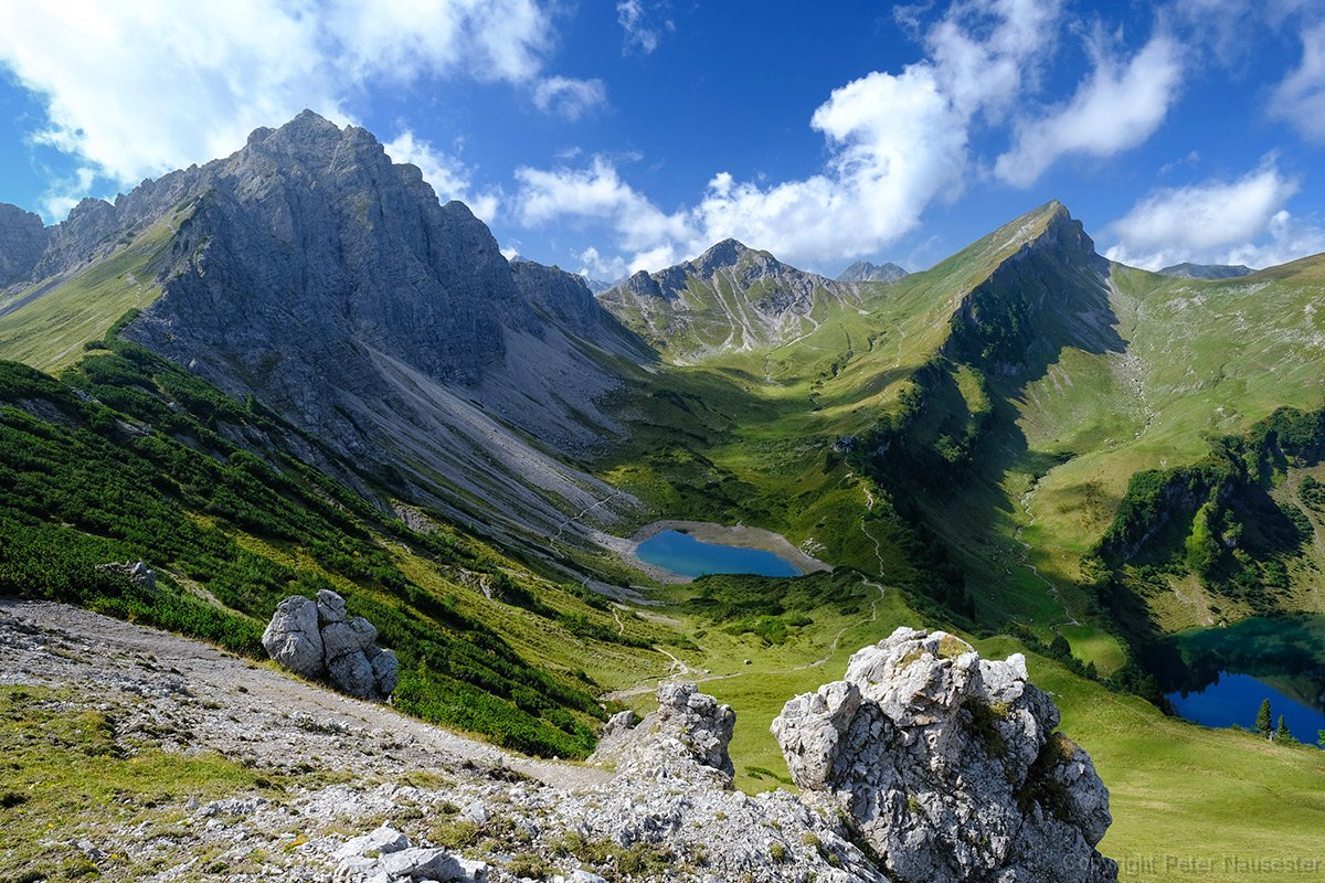 Bergtour auf die Schochenspitze 2069m