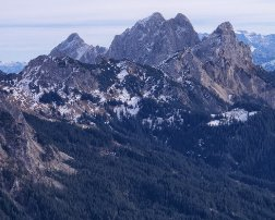 Rote Spitze 2130m